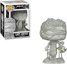 Load image into Gallery viewer, Metallica Funko POP Vinyl Figure | Lady Justice