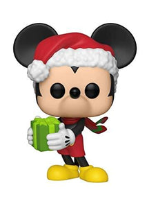 Disney Mickey's 90th Funko POP Vinyl Figure - Holiday Mickey