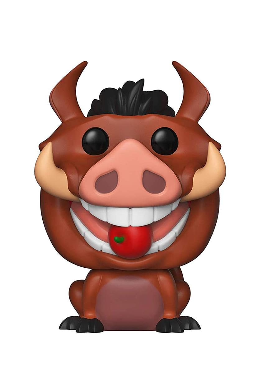Disney The Lion King Funko POP Vinyl Figure - Luau Pumbaa