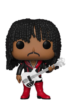 Funko POP Rocks Vinyl Figure - Rick James