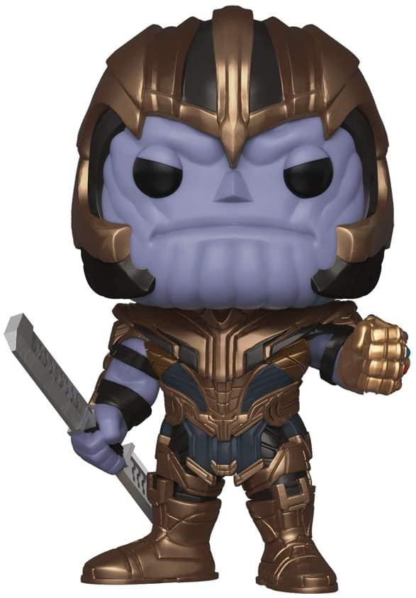 Marvel Avengers: Endgame Funko POP Vinyl Figure | Thanos