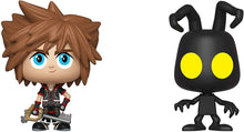 Load image into Gallery viewer, Kingdom Hearts 3 Funko VYNL Figure Set | Sora & Shadow Heartless