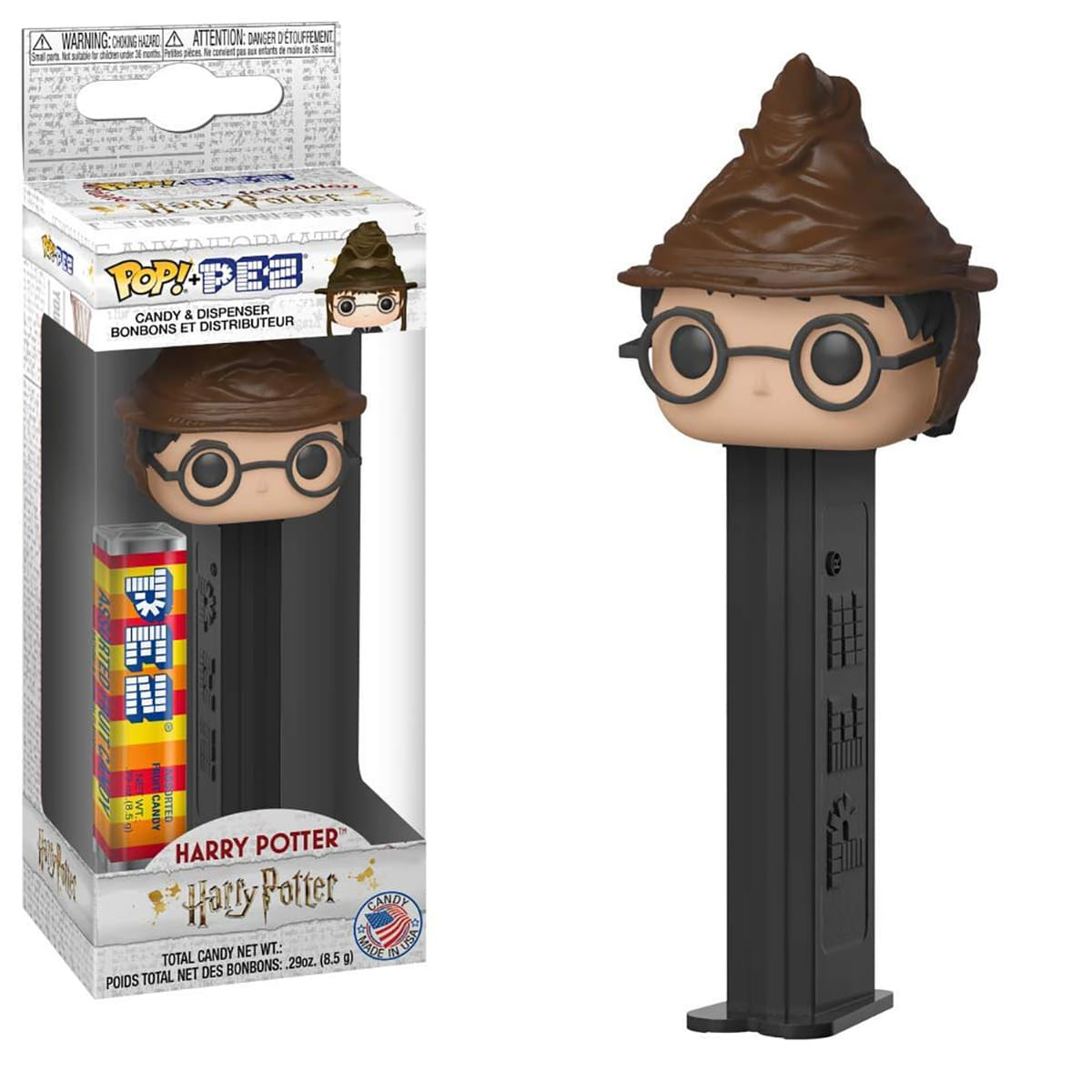 Harry Potter Funko POP Pez Dispenser - Sorting Hat Harry Potter