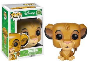 Disney Funko Pop! Lion King Simba Vinyl Figure