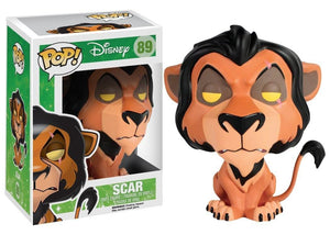 Disney Funko Pop! Lion King Scar Vinyl Figure