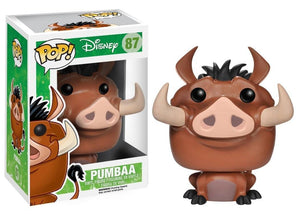 Disney Funko Pop! Lion King Pumbaa Vinyl Figure