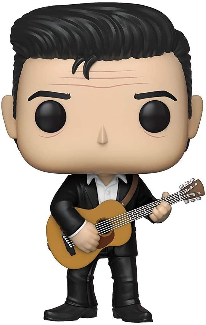 Johnny Cash Funko POP Rocks Vinyl Figure | Johnny Cash