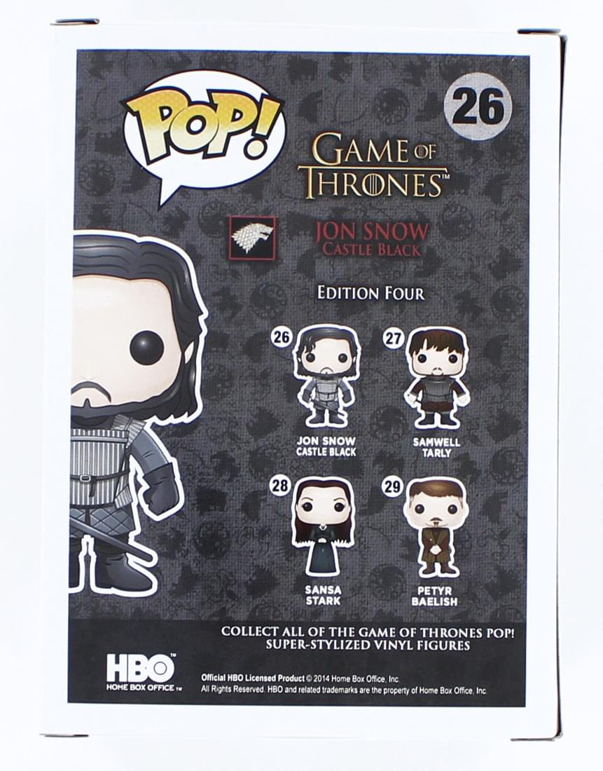 "Game of Thrones Funko POP Vinyl Figure ""Training Ground"" Jon Snow"