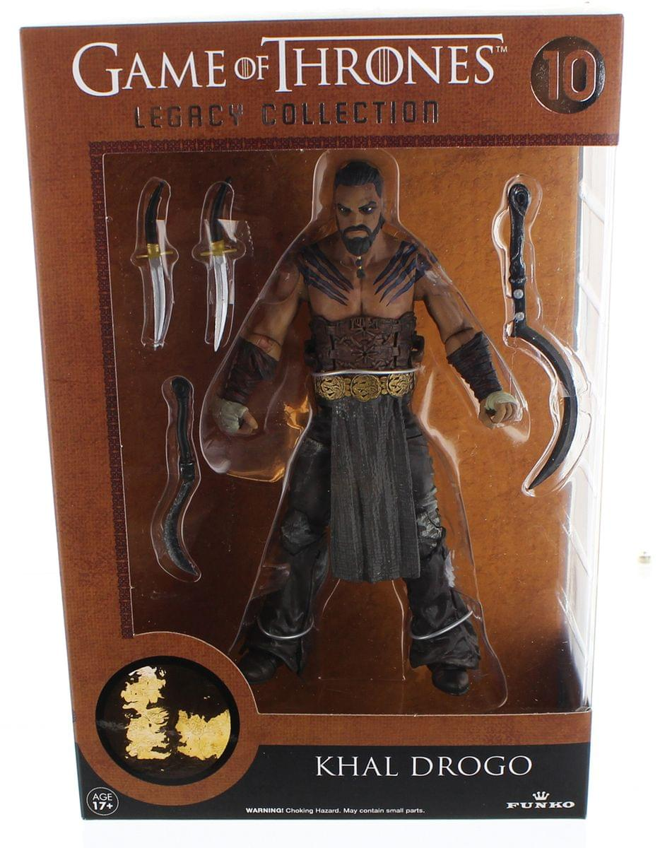 "Game of Thrones Khal Drogo Funko Legacy 6"" Action Figure"