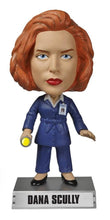 Load image into Gallery viewer, Funko The X-Files Wacky Wobbler Dana Scully Bobble Head