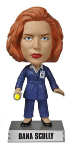 Funko The X-Files Wacky Wobbler Dana Scully Bobble Head