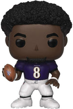 Load image into Gallery viewer, Baltimore Ravens NFL Funko POP Vinyl Figure | Lamar Jackson