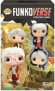 The Golden Girls Funko POP Funkoverse Strategy Game