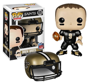 New Orleans Saints NFL Funko POP Vinyl Figure: Drew Brees