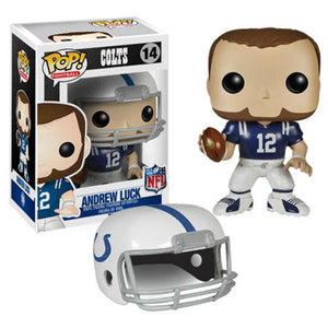 Indianapolis Colts NFL Funko POP Vinyl Figure: Andrew Luck