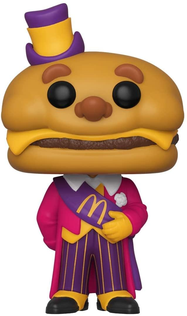 McDonald's Funko POP Vinyl Figure | Mayor McCheese