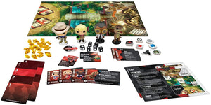Jurassic Park Funko POP Funkoverse Strategy Game
