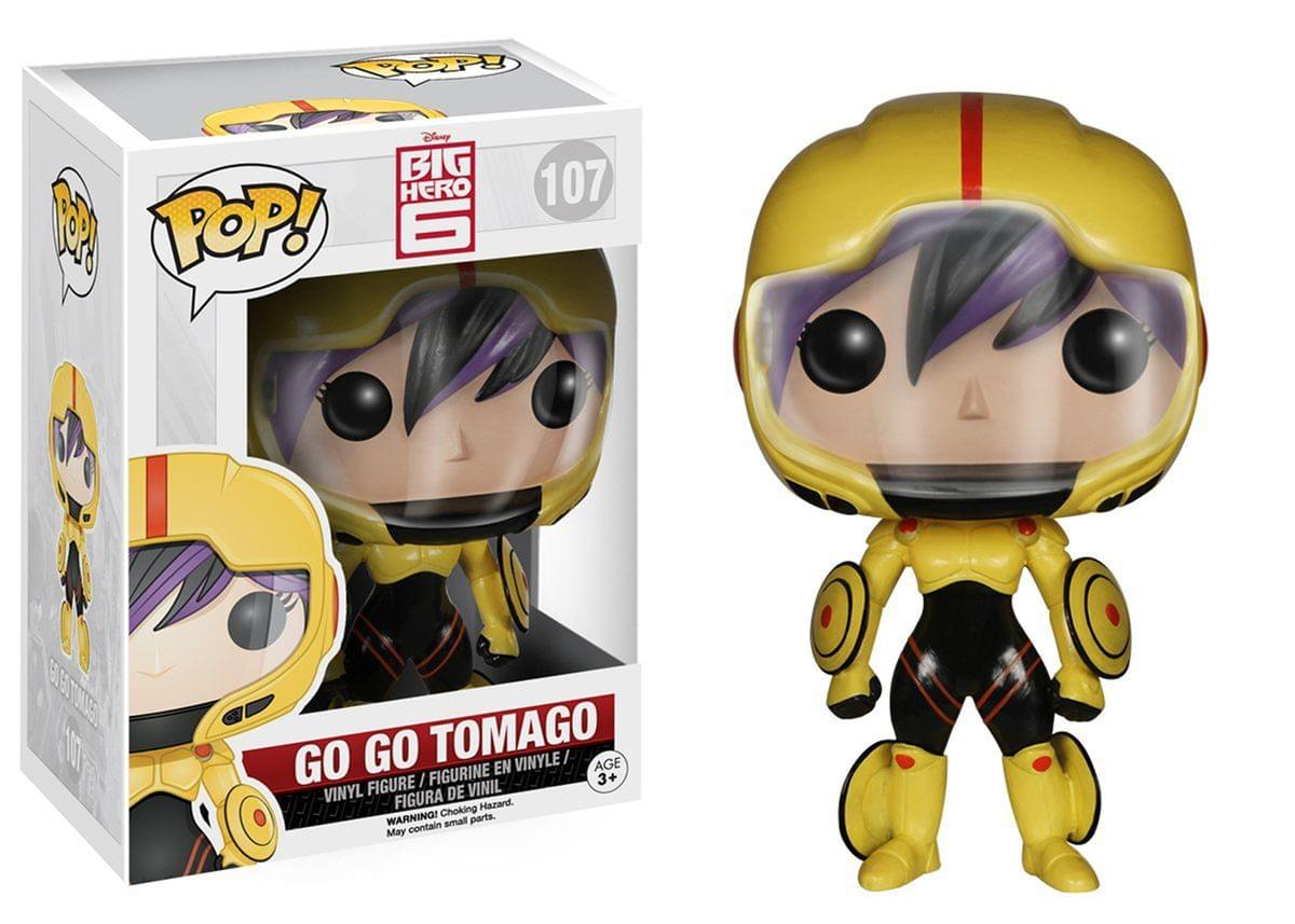 Disney's Big Hero 6 Funko POP Vinyl Figure: Go Go Tomago