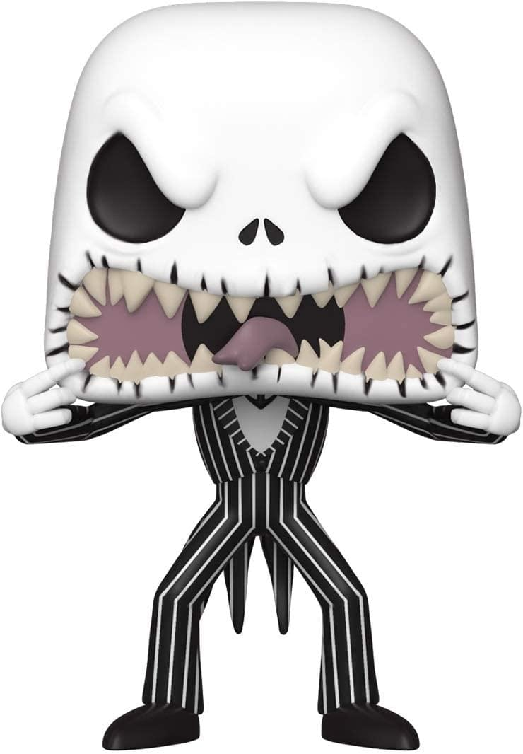Nightmare Before Christmas Funko POP Vinyl Figure | Scary Face Jack