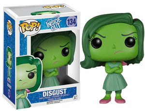 Disney/Pixar Inside Out Funko POP Vinyl Figure Disgust