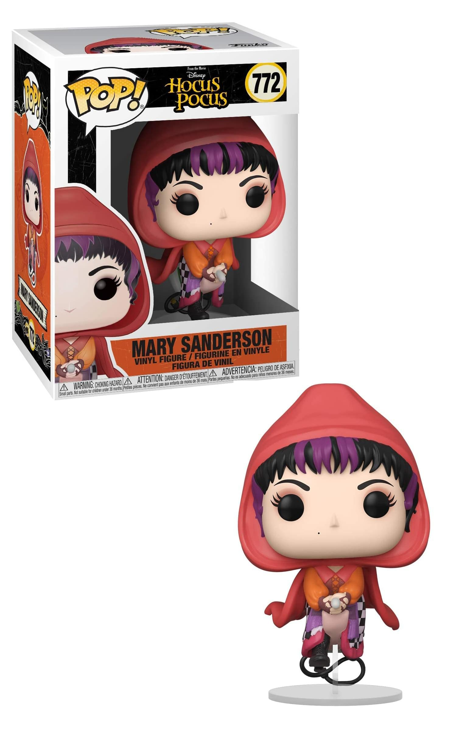 Hocus Pocus Funko POP Disney Vinyl Figure | Mary Flying