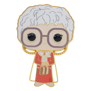 The Golden Girls 4 Inch Funko POP! Pin | Sophia