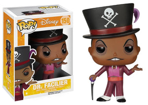 Disney's Princess and the Frog Funko POP Vinyl Figure Doctor Facilier