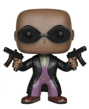 Load image into Gallery viewer, The Matrix Funko POP Vinyl Figure Morpheus