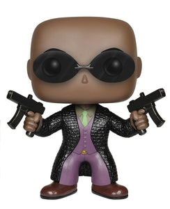 The Matrix Funko POP Vinyl Figure Morpheus