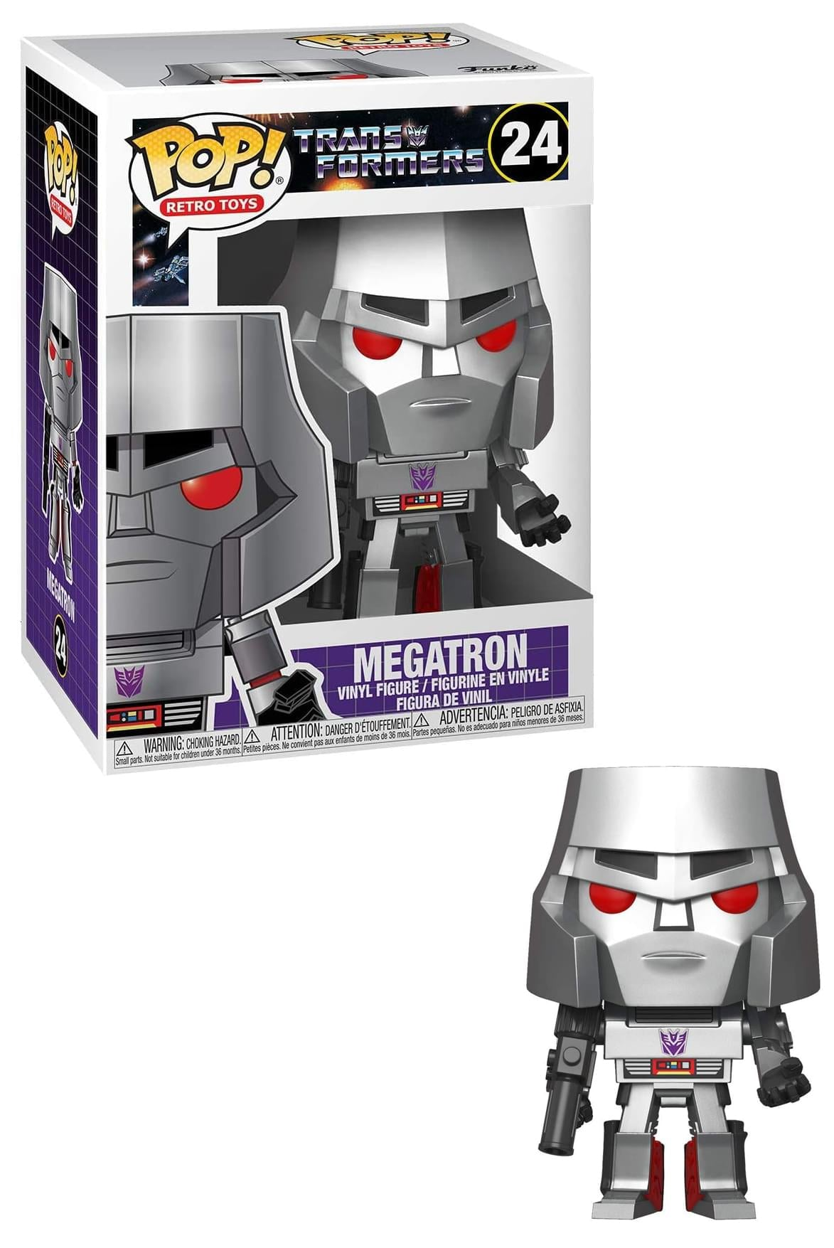 Transformers Funko POP Vinyl Figure | Megatron
