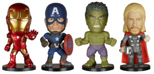 Marvel's Avengers Age of Ultron Mini Wacky Wobbler 4-Pack