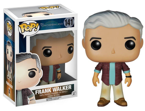 Funko POP! Disney's Tomorrowland Frank Walker Vinyl Figure