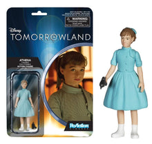 Load image into Gallery viewer, Funko ReAction Tomorrowland Athena Action Figure