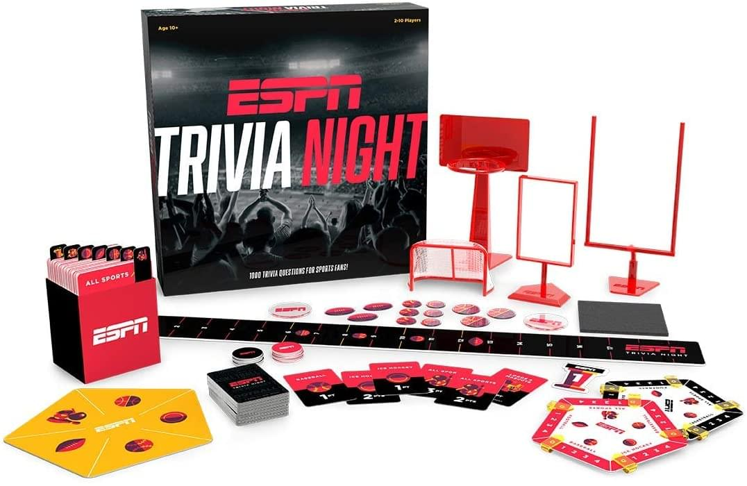 ESPN Ultimate Trivia Draft Game | Funko Signature Games: