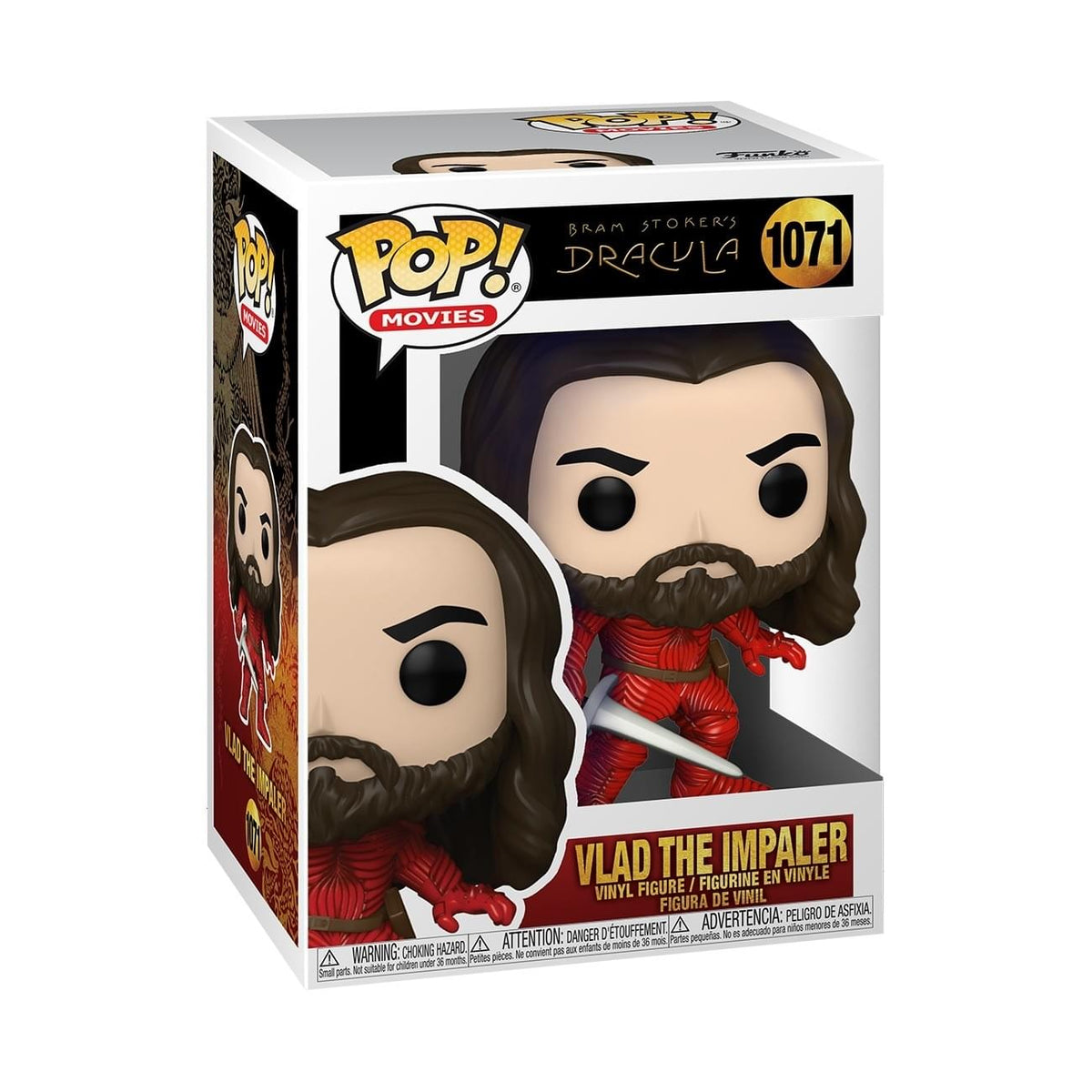 Bram Stokers Dracula Funko POP Vinyl Figure | Armored Dracula
