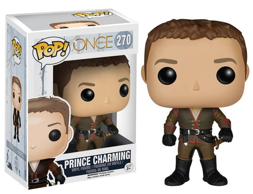 Once Upon A Time Funko POP Vinyl Figure Prince Charming