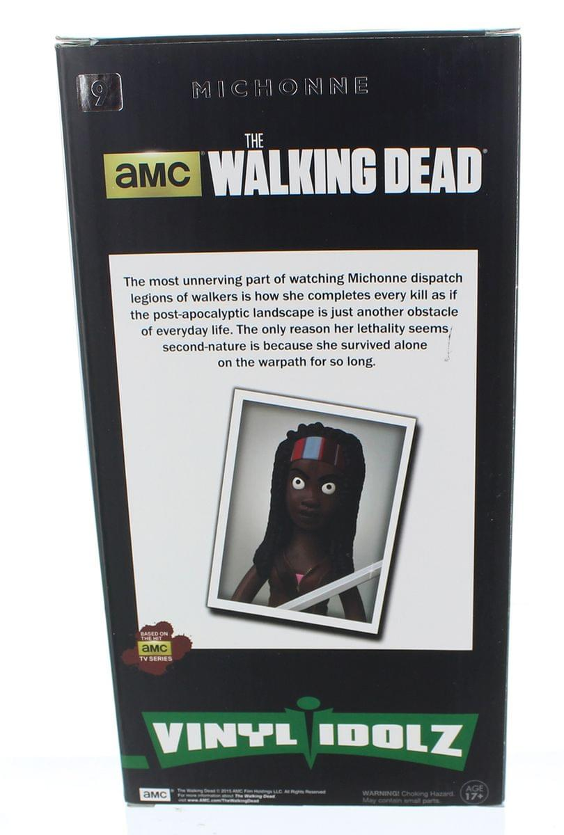 "The Walking Dead Funko Vinyl Idolz 8"" Vinyl Figure Michonne"