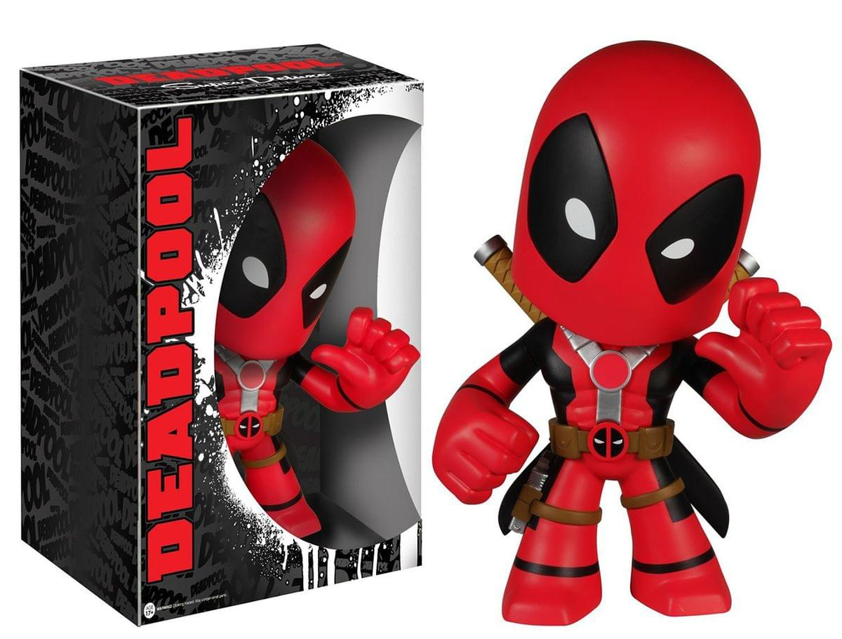 Marvel Funko Super Deluxe Vinyl Figure Deadpool