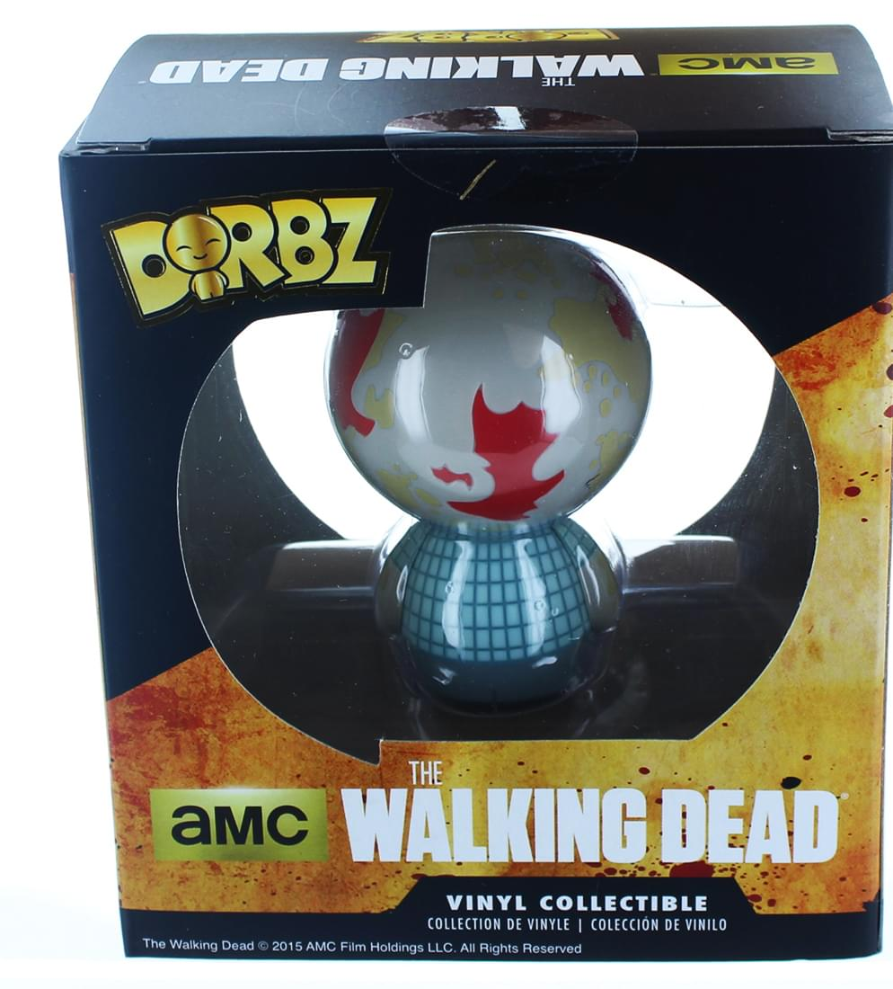 The Walking Dead Vinyl Funko Dorbz Collectible Figure Walker