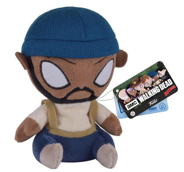 Walking Dead Funko Mopeez Plush Figure Rick Tyreese