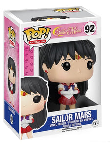 Sailor Moon POP Vinyl Figure: Sailor Mars