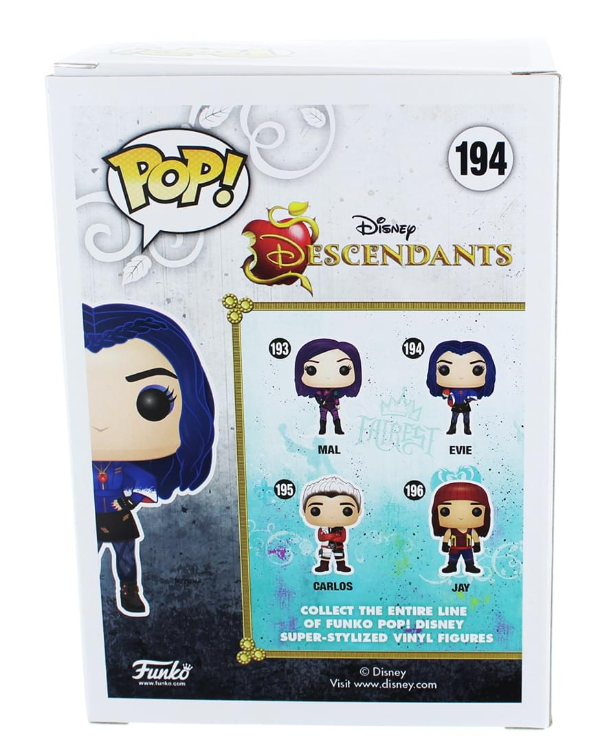 Disney Descendants POP Vinyl Figure: Evie