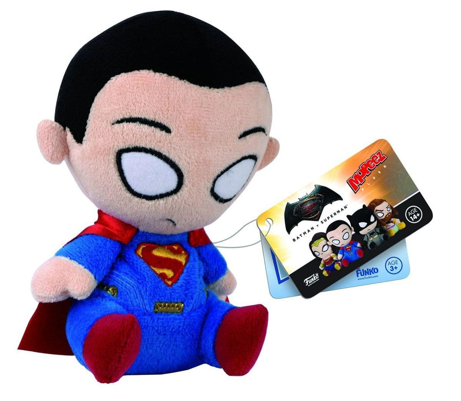 "Batman vs Superman Mopeez 4.5"" Plush: Superman"