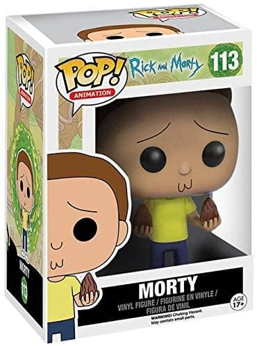 Rick & Morty Funko Pop Vinyl Figure Morty