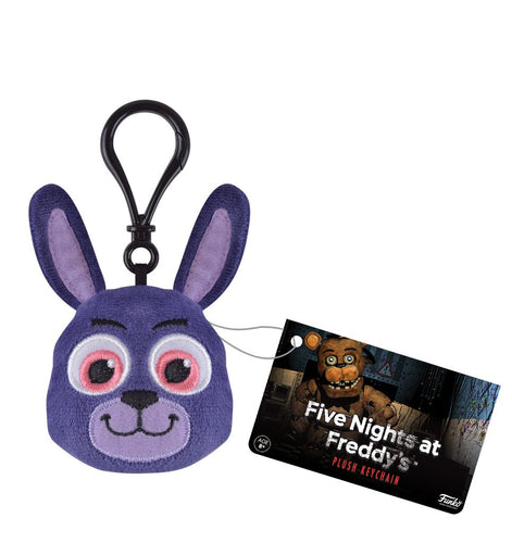 Five Nights At Freddy's Funko Plush Keychain Bonnie