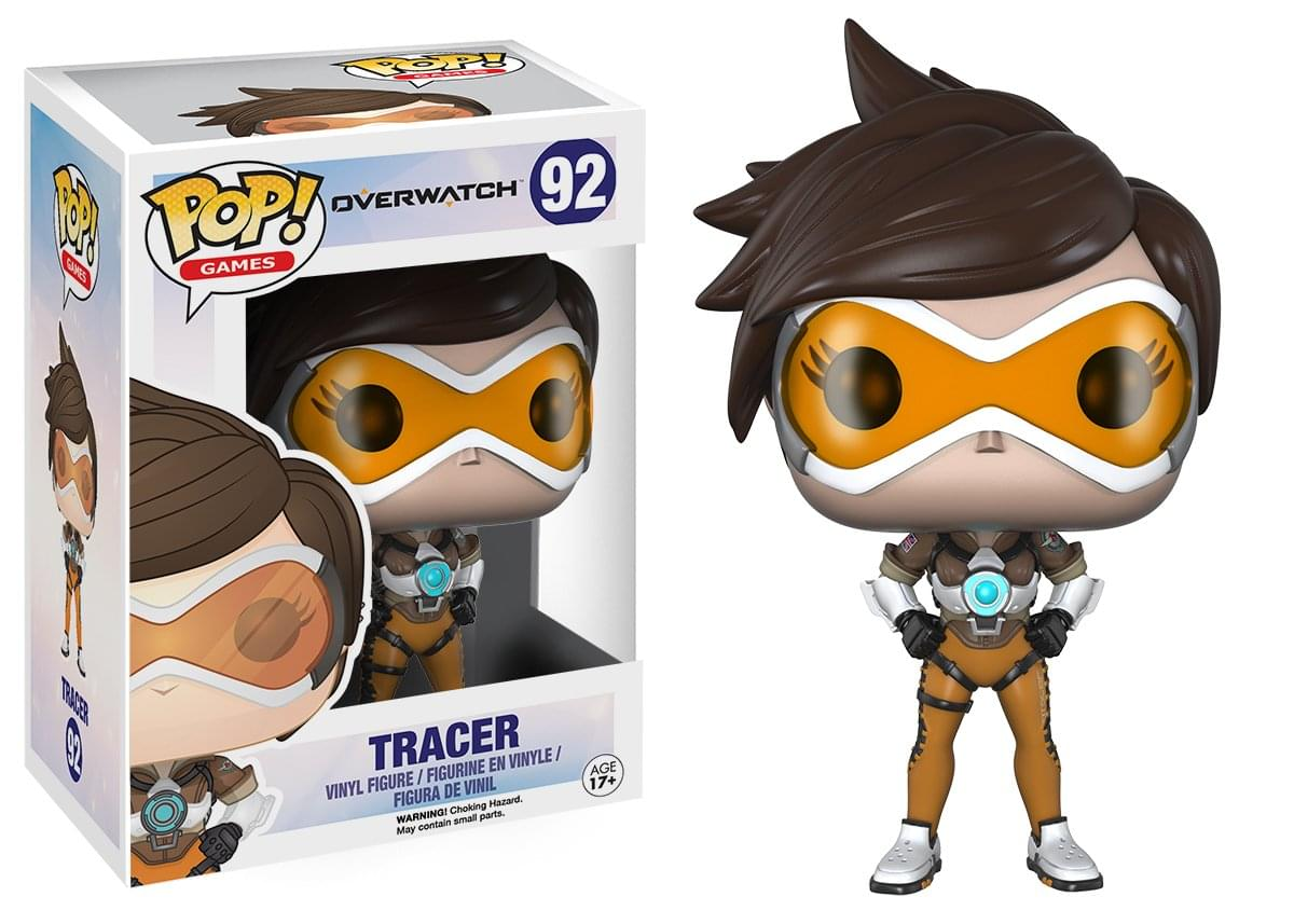 Overwatch Funko POP Vinyl Figure - Tracer