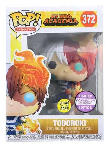 My Hero Academia Exclusive Funko POP Vinyl Figure - GITD Todoroki