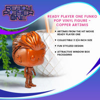 Ready Player One Funko POP Vinyl Figure - Copper Art3mis