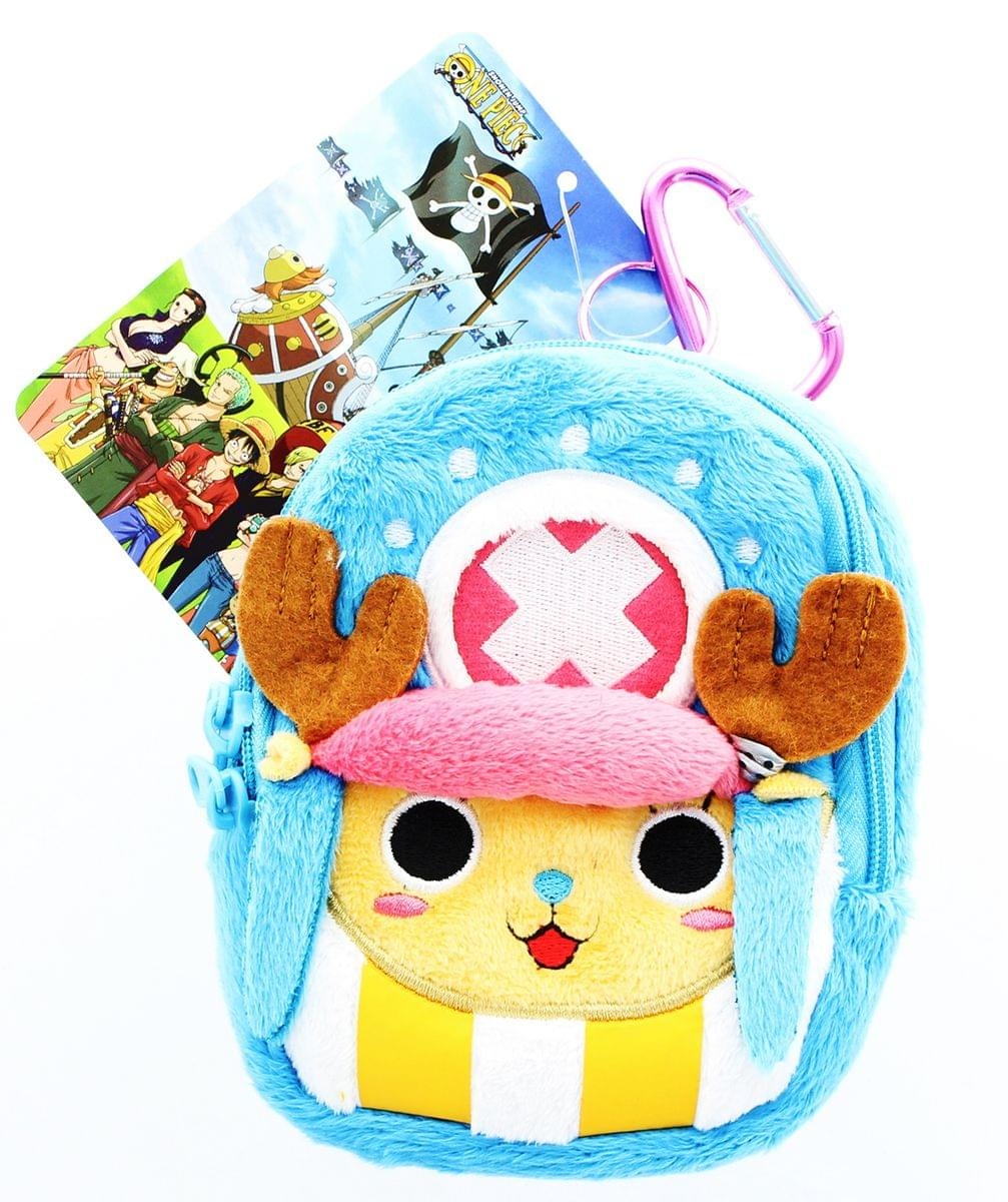 One Piece Plush Phone Case Chopper (Normal Version, Open Mouth)