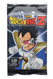 Dragon Ball Z 2014 Trading Card Booster Pack
